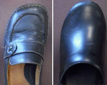 کفش طبی دکترشول صنایع پزشکی باهر طب